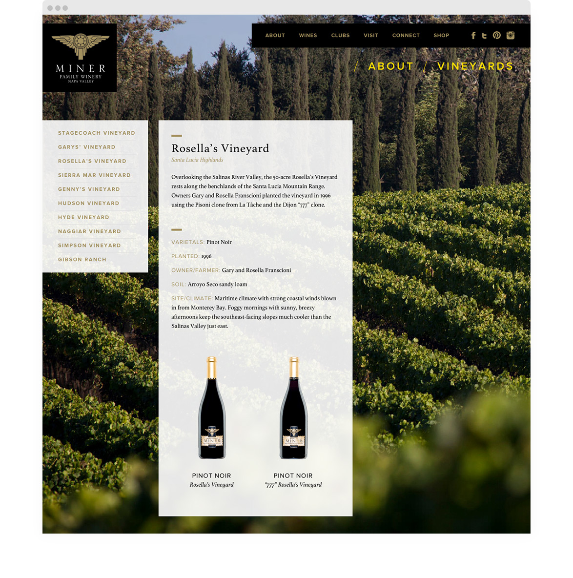 Kymera - Miner Family Winery