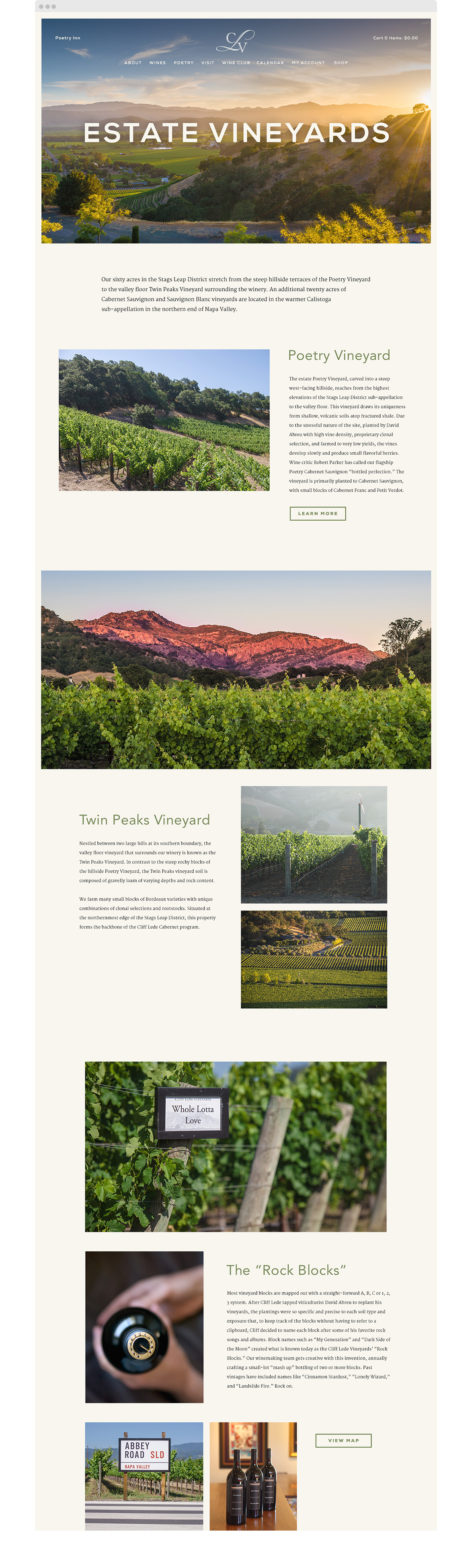 Kymera - Cliff Lede Vineyards
