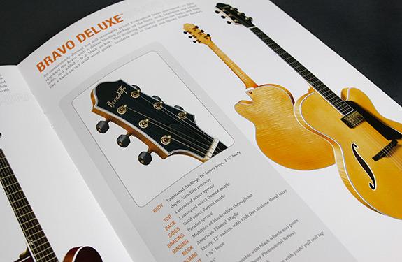 Kymera - Benedetto Guitars