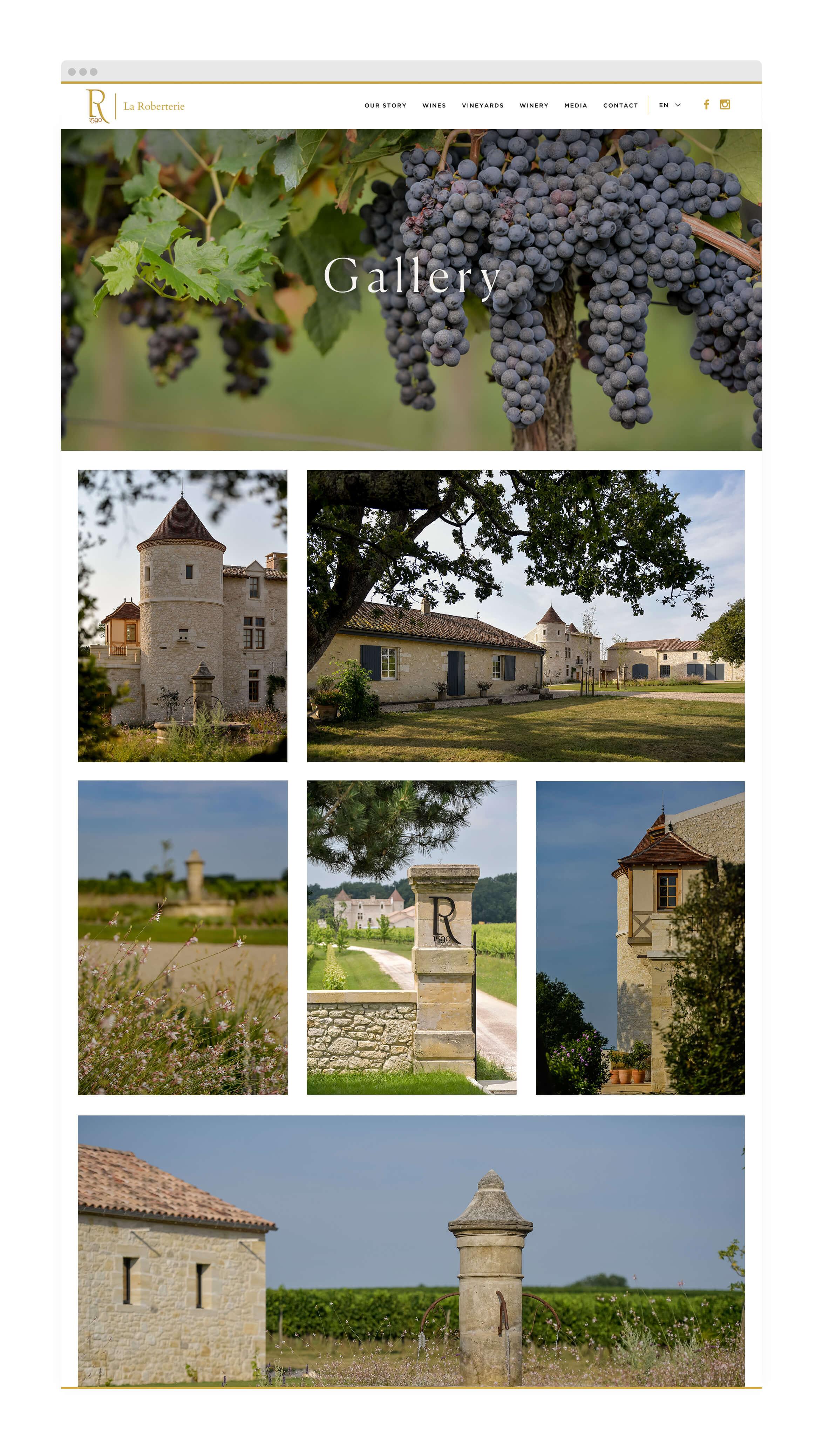 Kymera - Château La Roberterie