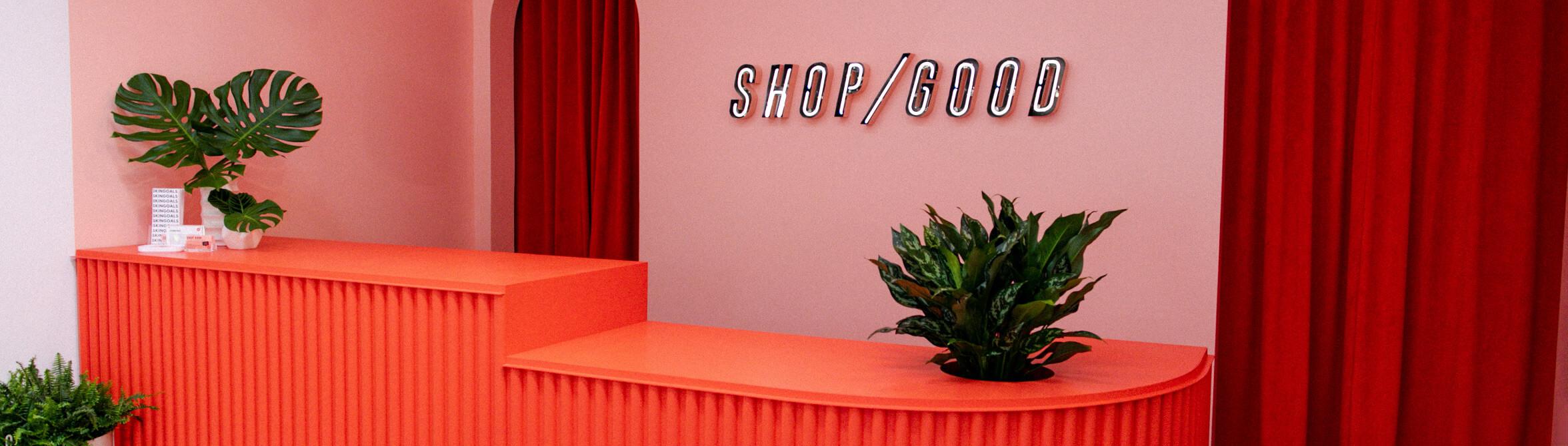 Shop Good: website